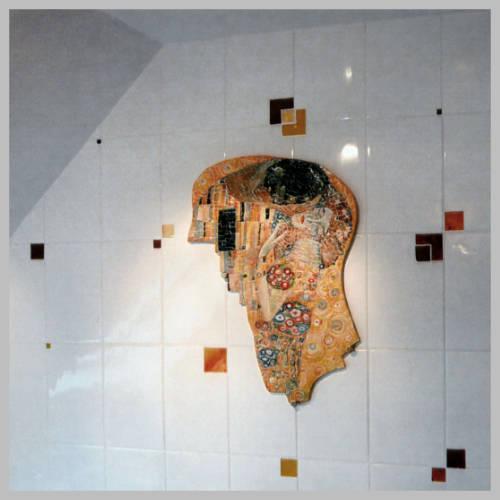 Salle de bain «Klimt»